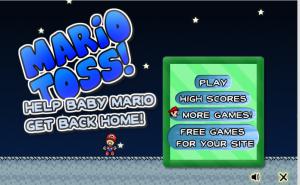Jogos de Friv Mario Toss